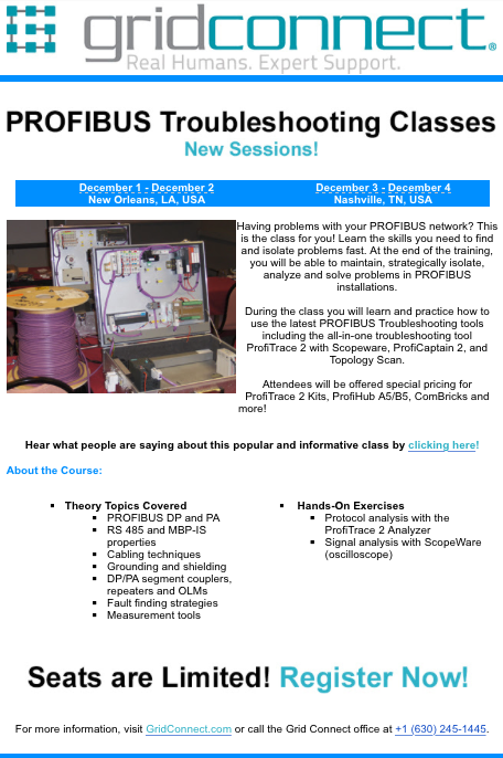 PROFIBUS Classes